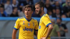 Dybala se na treningu izvinjavao igračima Juventusa