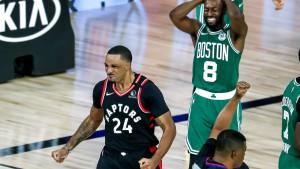Raptorsi u sjajnom meču pobijedili Celticse, Clippersi na korak od finala Zapada