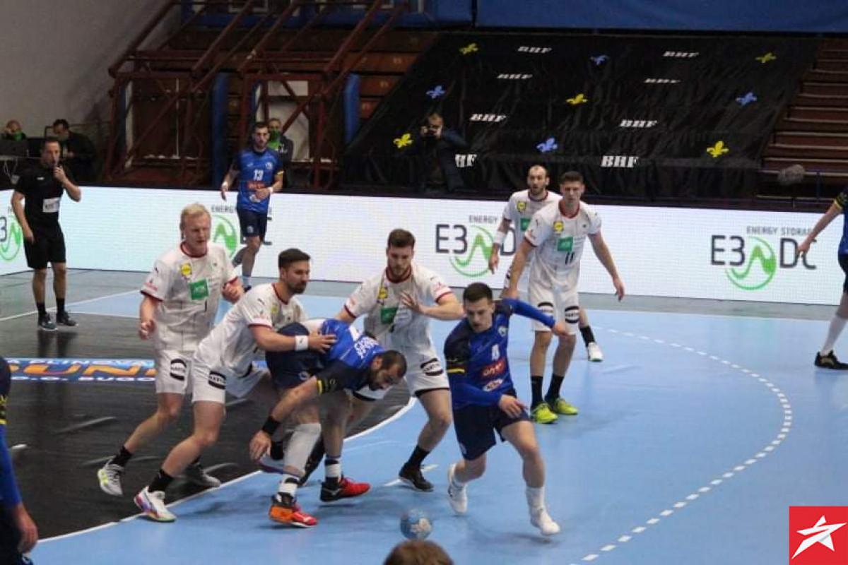 Rukometaši BiH odigrali sjajan meč protiv Njemačke, na kraju nesretno poraženi