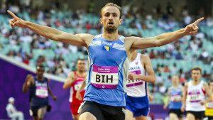 Amel Tuka u Beogradu postavio novi rekord Bosne i Hercegovine