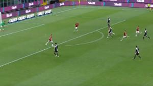 Juventus poveo: Rabiot u životu nije zabio ovakav gol