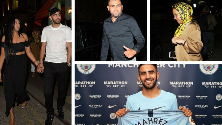 Šta je Mahrez prvo uradio nakon potpisa za City?