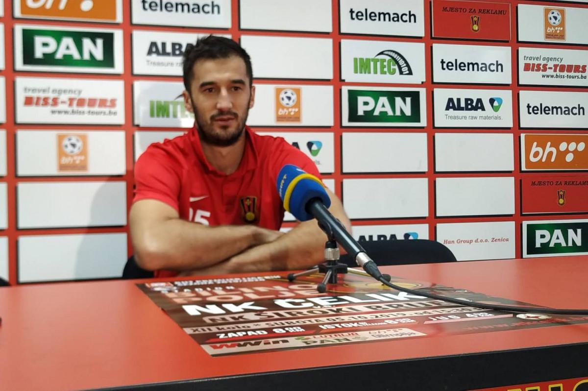 Junak Čelika nakon pobjede: Svaki gol mi puno znači, a posebno onaj koji postignem na Bilinom Polju.