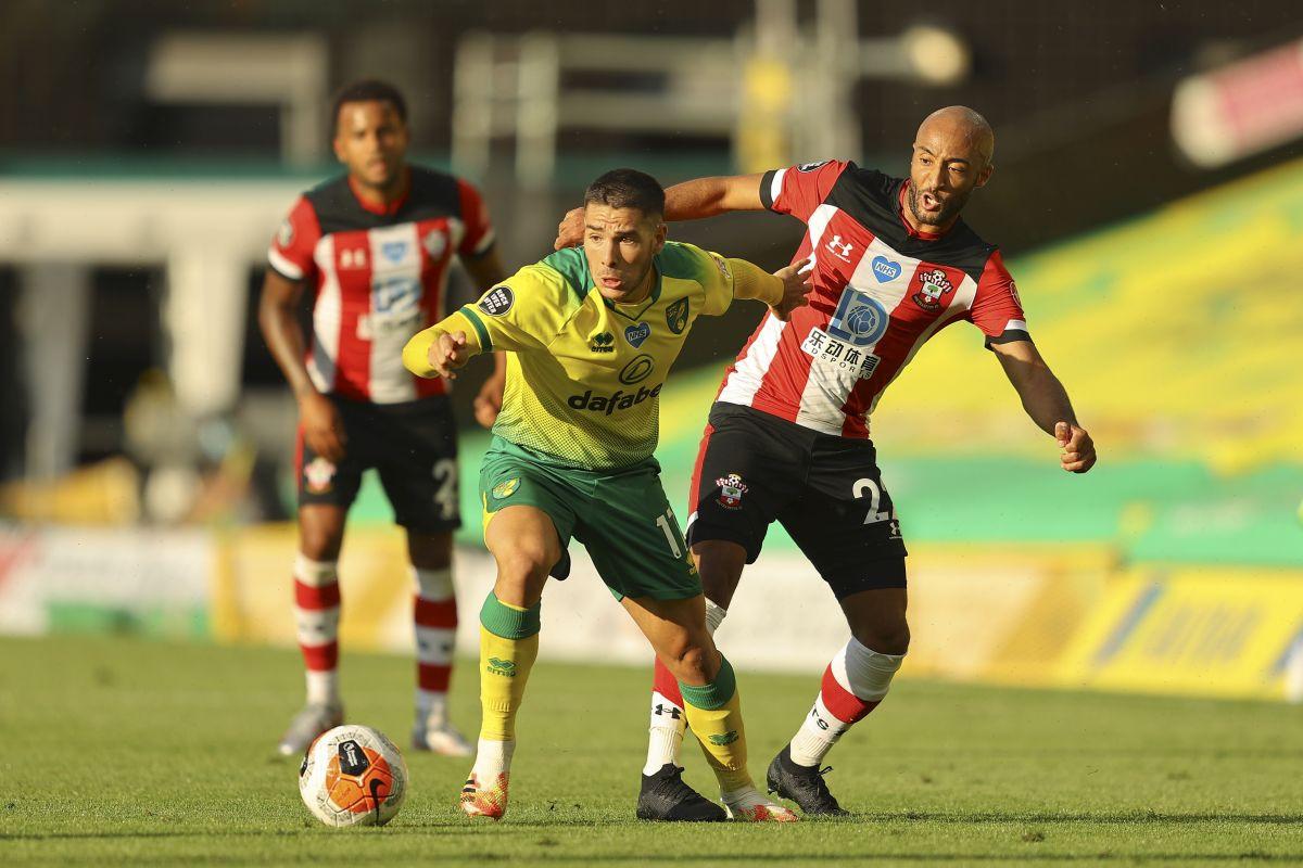 Southampton ubjedljiv protiv Norwicha