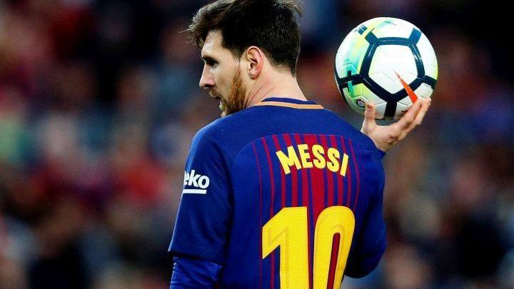 Messi: Trojica su kandidati za Zlatnu loptu uz mene i Ronalda
