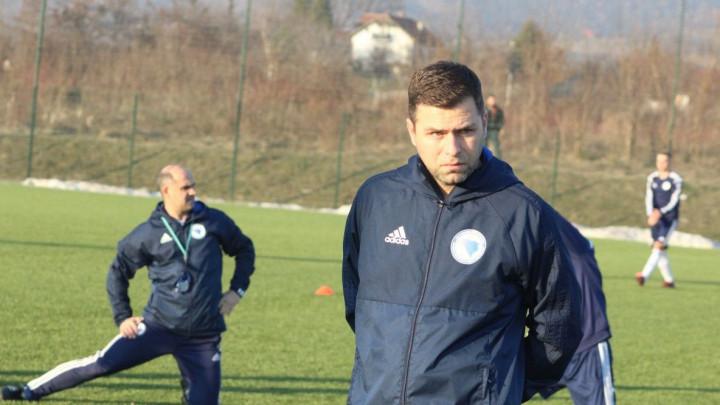 Mulaosmanović odabrao igrače za elitni krug kvalifikacija
