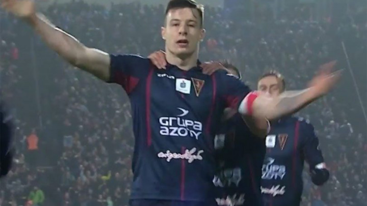 Hvala Hajduče! Poljaci se zahvalili na bh. fudbaleru