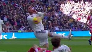 """Sergio Ramos """"zaboravio"""" da je štoper, a ne golman!"""