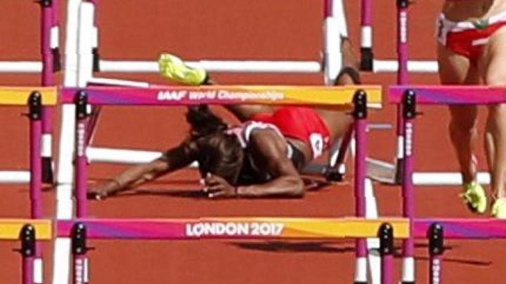 Teška povreda atletičarke iz Trinidad i Tobaga