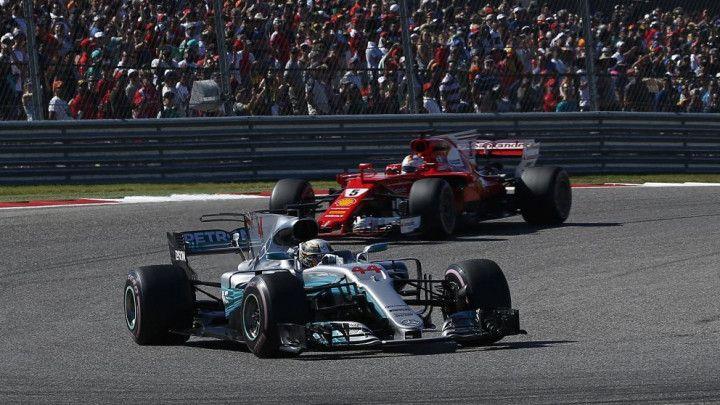 Broj preticanja u Formuli 1 drastično pao