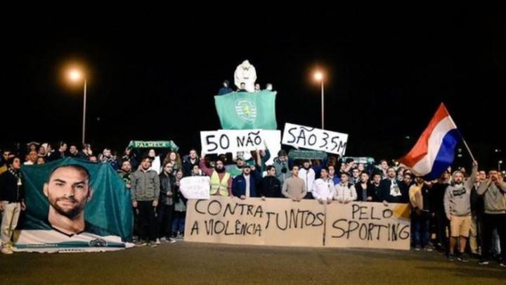 """""""Nema uslova za igru, ali igrači Sportinga žele da budu profesionalci do kraja"""""""