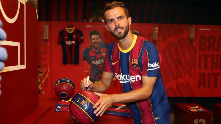 Sutra će da bude ludilo: Pjanić po prvi put u dresu Barcelone!