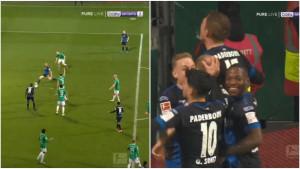 VAR donio Paderbornu pobjedu u 90. minuti: Od ofsajda pa do velikog slavlja u par minuta