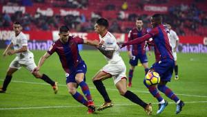 Sevilla bez problema prošla Levante u Kupu