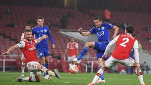 Arsenal je kao i obično sam sebi najveći neprijatelj: Topnici ispustili pobjedu