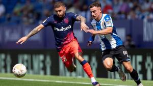 Ludnica u Barceloni: Atletico Madrid u 99. minuti došao do pobjede protiv Espanyola