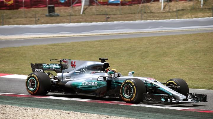 Hamilton najbrži na VN Španije