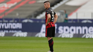 Eintracht se oprostio od Luke Jovića