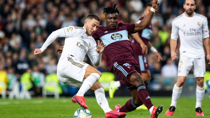 Celta šokirala publiku na Bernabeu i 'otkinula' bod Real Madridu