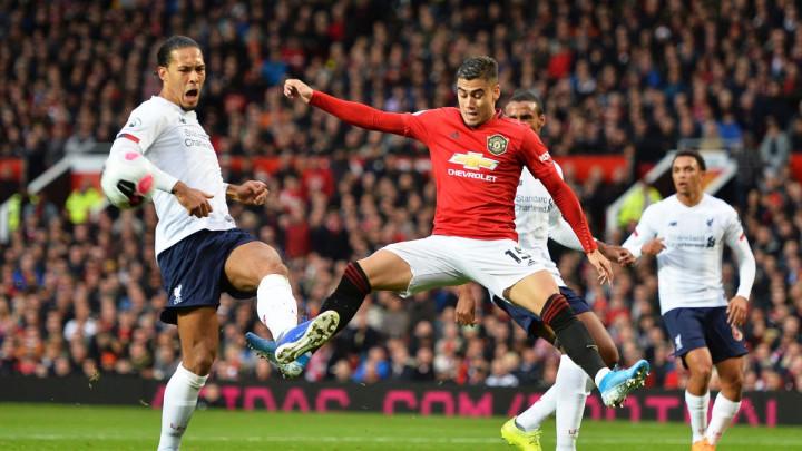 """Fudbaler Manchester Uniteda osuo paljbu po Van Dijku: """"On je baš arogantan i dosadan"""""""