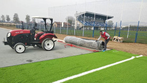 "U Derventi ""nikao"" moderni teren, Tekstilac privodi kraju ambiciozan projekat"