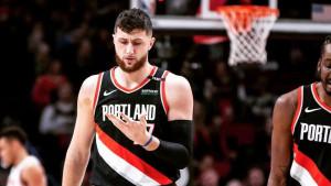 Portland bolji od Utaha: Jusuf Nurkić u trećoj četvrtini dao čak 17 poena