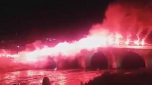 "Red Army ""zapalio"" Konjic: Počela proslava plasmana FK Velež u Premijer ligu!"