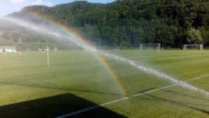 Početak duge je tamo gdje trenira FK Sarajevo