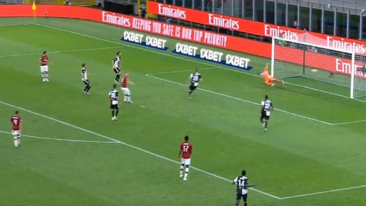 Rebić potopio Juventus!