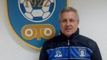 Boris Gavran novi trener Travnika