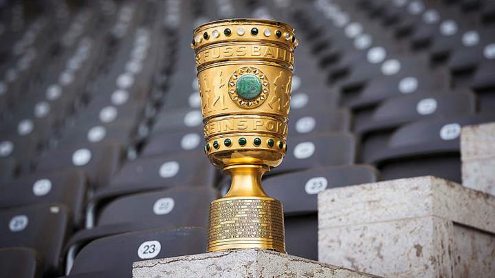 Određeni datumi utakmica polufinala Kupa Njemačke, finale u julu