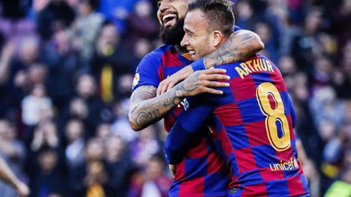 Arthur od Barcelone tražio da ne igra ostale mečeve Lige prvaka