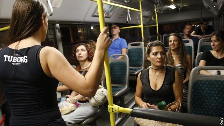 Od večeras novi režim vožnje Tuborg autobusa