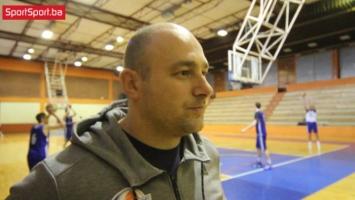 Prašović: Sloboda ima dodatni adrenalin kad igra u Tuzli