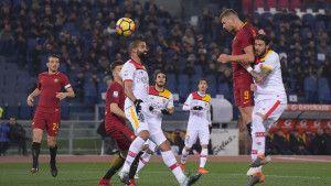 Roma se vratila u TOP 4, Džeko strijelac