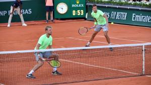 Prošle godine na turniru u BiH nisu osvojili nijedan gem, a sada igraju finale Roland Garrosa