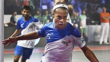 Ronaldinho primoran da napusti Indiju