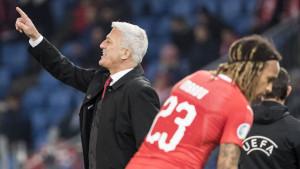 Vladimir Petković nakon utakmice: Bili smo naivni i zato smo kažnjeni