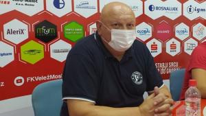 Petrović iskren: Moj tim nije dorastao ekipi kakva je Velež