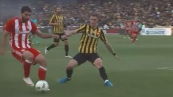 Vranješ u čudu ispratio očajnu glumu fudbalera Olympiakosa