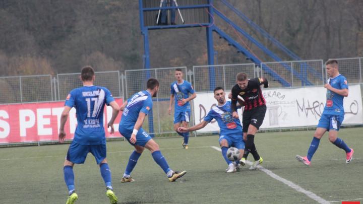 Igrač Krupe za 27 minuta zabio četiri gola, ali nije postao rekorder bh. fudbala