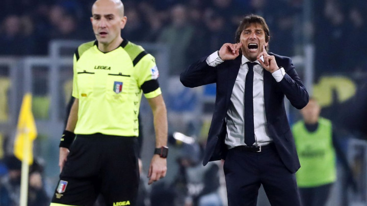 Conte: Poklonili smo oba gola Laziju