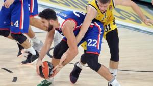 Vasilije Micić MVP 2. kola Eurolige