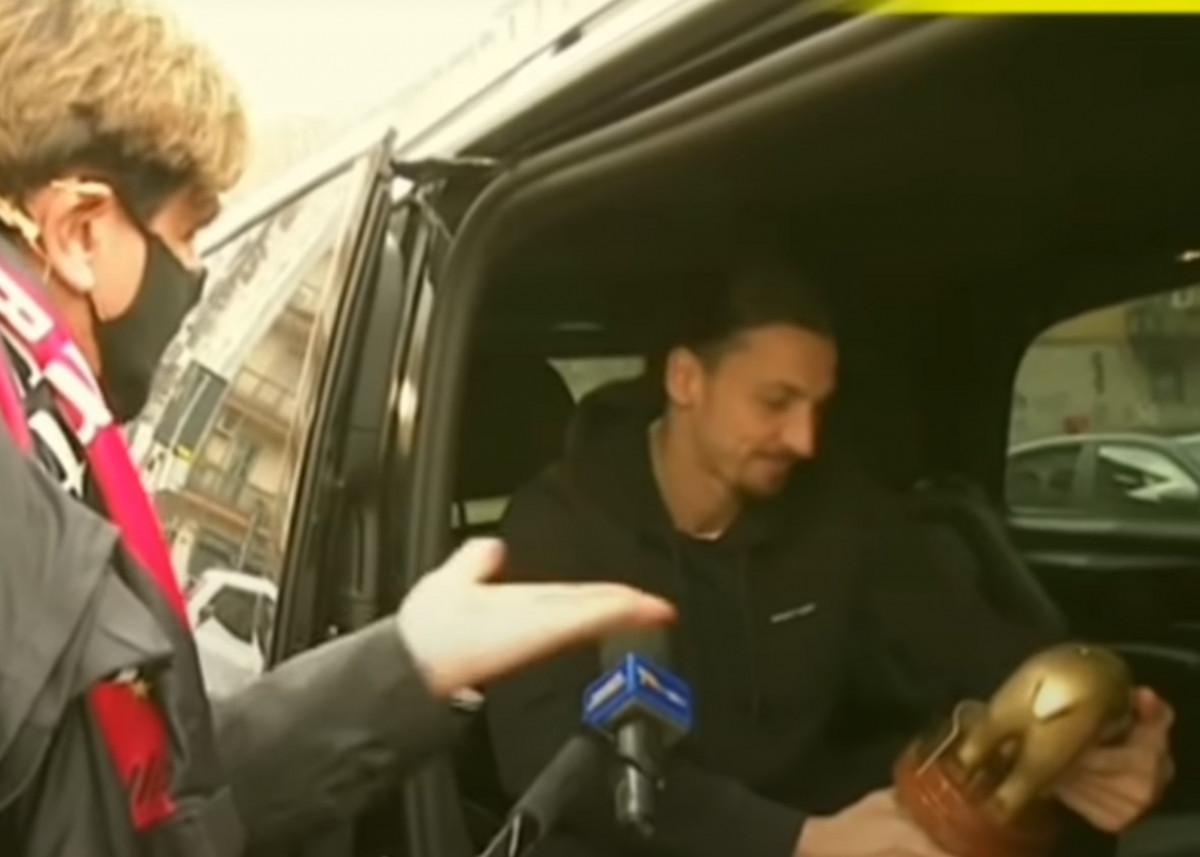 Ibrahimović je doživio pravo poniženje na ulici: Morao je uzeti 'nagradu' koje se svi stide