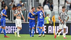 """Trener Empolija nakon pobjede nad Juventusom: """"Isti smo, imamo dvije noge, dvije ruke i srce"""""""