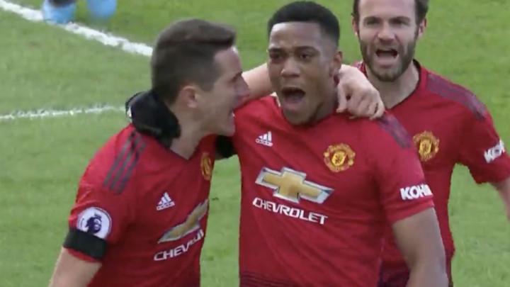 Ne, nije ovo Messi: Martial postigao maestralan gol!