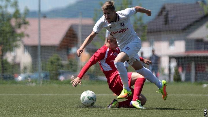 Sigurna pobjeda juniora Sarajeva, dva pogotka Klarića