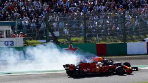Leclerc kažnjen poslije utrke za Veliku nagradu Japana