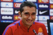 Valverde presretan zbog Suarezovog gola