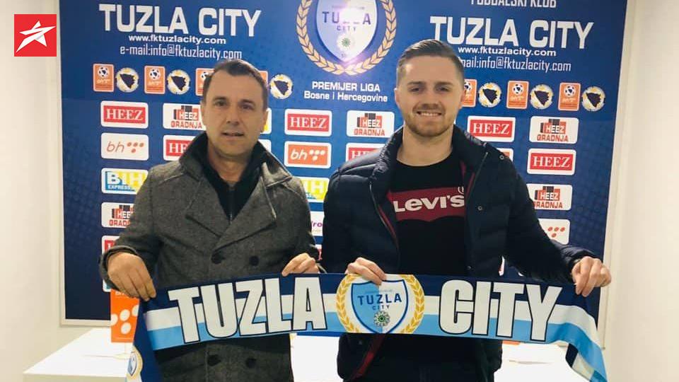 Nova imena u FK Tuzla City: Ibrahimović se vratio, stigao i Hajrović